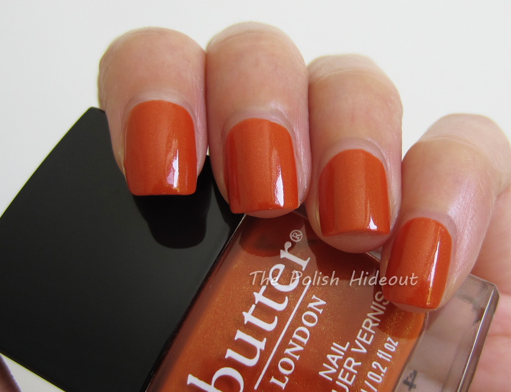 Butter London Brick Lane Collection – A Collision of Colour and Texture