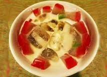 resep membuat minuman segar es selendang mayang spesial