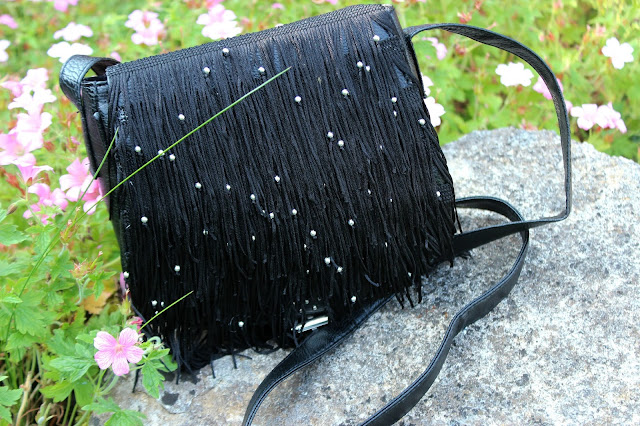tassle bag diy