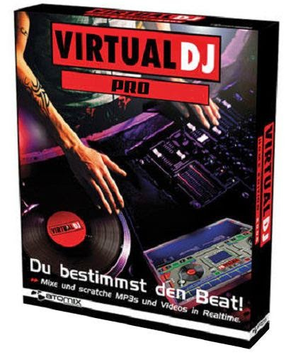 Atomix VirtualDJ Pro 8.0 Build 2378 + Crack