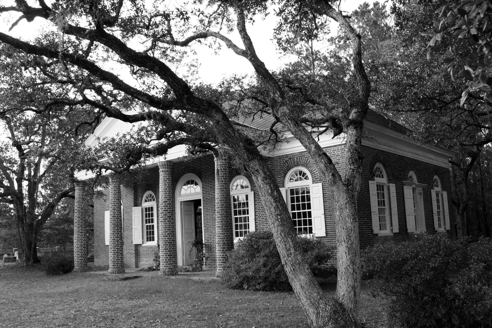 Charming Churches In Fort Mill Sc #1: BC+Angle+BW.jpg