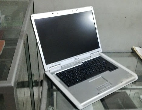 laptop bekas dell