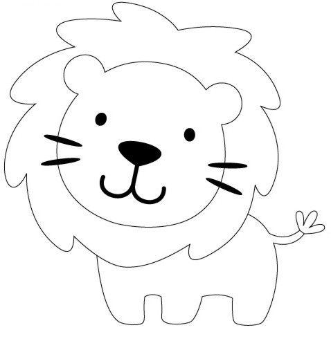 Лев своими руками из ткани