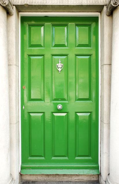 Green Front Door Impressive Of colorfulfrontdoorsbrightgreendoor. Images