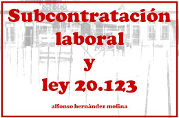 Subcontratación laboral. Formato power point.