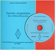 Zwroty angielskie, English Phrases (Book and CD)