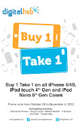 Buy 1 Take 1 at Beyond the Box and Digital Hub. SALE ALERT!