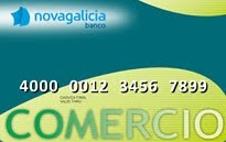 Tarjeta Comercio