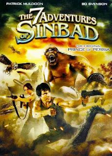 As 7 Aventuras de Sinbad Dublado