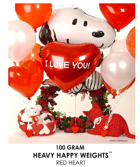 balloon blogcreative balloons mfg. inc.: celebrate valentine's, Ideas