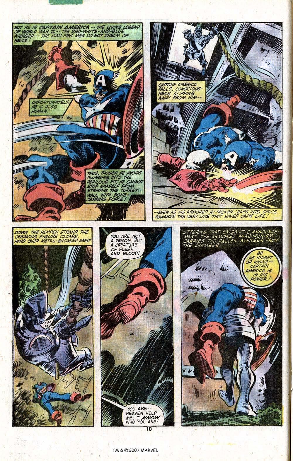 Captain America (1968) Issue #256 #171 - English 12