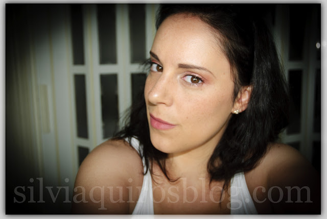 Maquillaje Novia cálido y sutil Warm bridal makeup Silvia Quiros SQ Beauty
