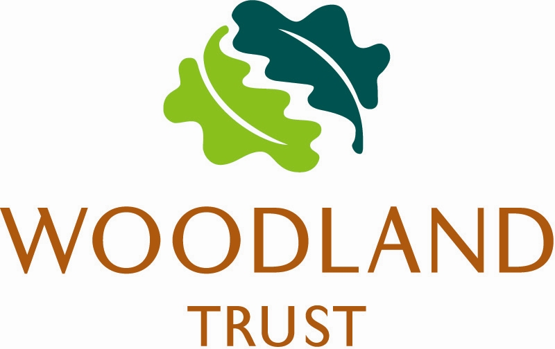 Supoorted by The Woodland Trust