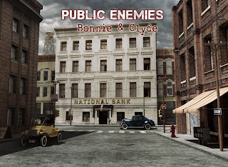 Public Enemies - Bonnie And Clyde