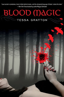 BloodMagic New YA Book Releases: May 24, 2011