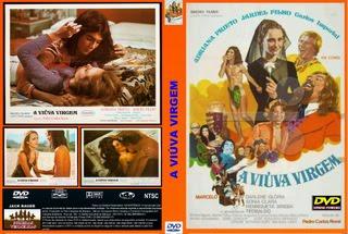 A VIÚVA VIRGEM - CINEMA NACIONAL