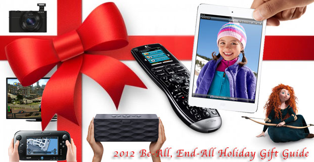 Be-All End-All Holiday Gift Guides