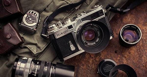Nikon SP - the ultimate digital retro camera