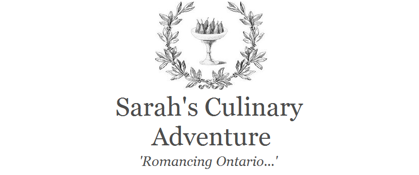 Sarah's Culinary Adventure
