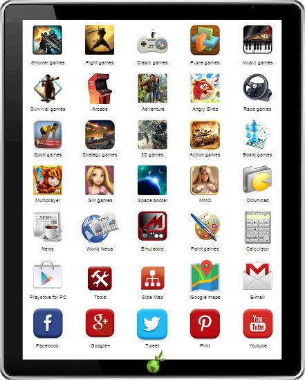 Freegames Tablet