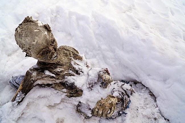 Misteri kehilangan beberapa orang pendaki gunung terungkai selepas 55 tahun kemudian