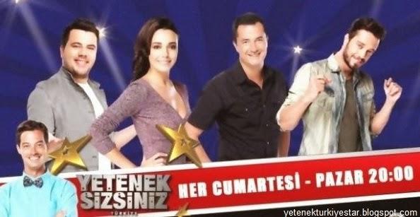 yetenek sizsiniz türkiye tv8
