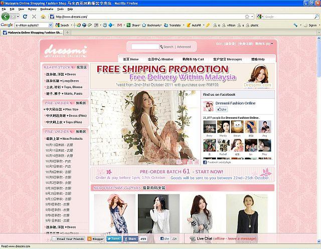 Sweetz Bitz Malaysia Online Shopping Fashion Shop With Plus Size