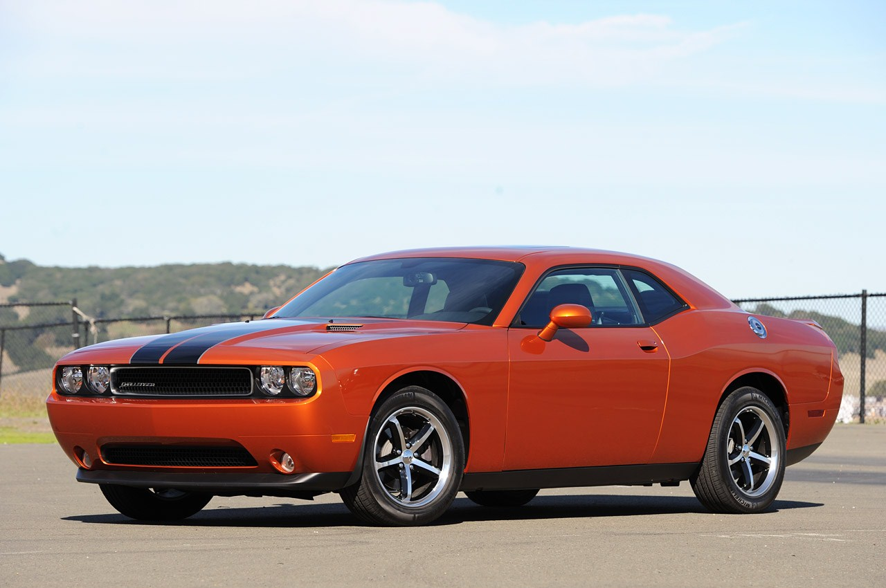 Description : Download the best free 2014 Dodge Challenger Wallpapers