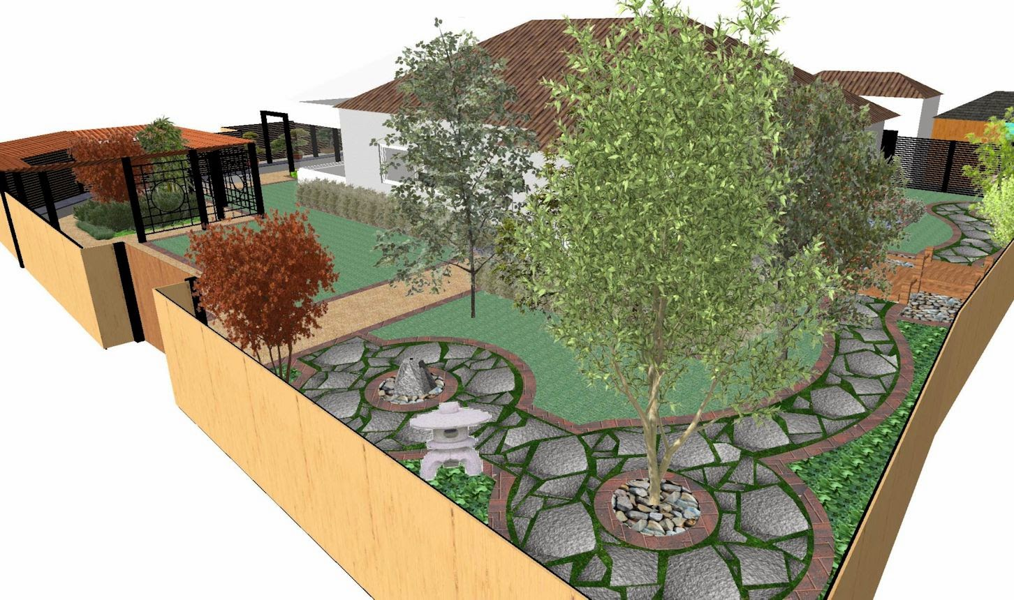 Life Designing: Japanese Garden Design in Reading 1452 x 860