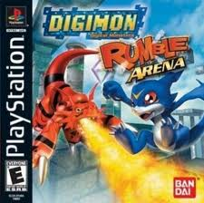 Download - Digimon Rumble Arena - PS1 - ISO