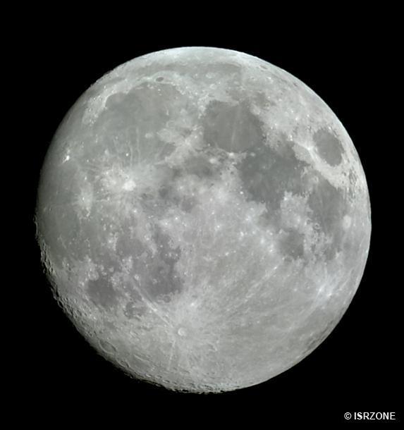 Isrzone luna creciente del 8 de noviembre 2011 for Proxima luna creciente