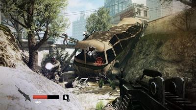 Heavy Fire: Shattered Spear Screenshots 1