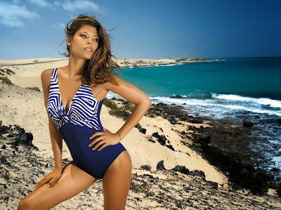 Analu Campos Feba swimsuit