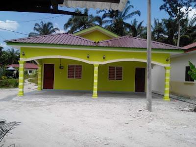 Mahabbah Yanur Chalet di Kampung Tanjung Keramat