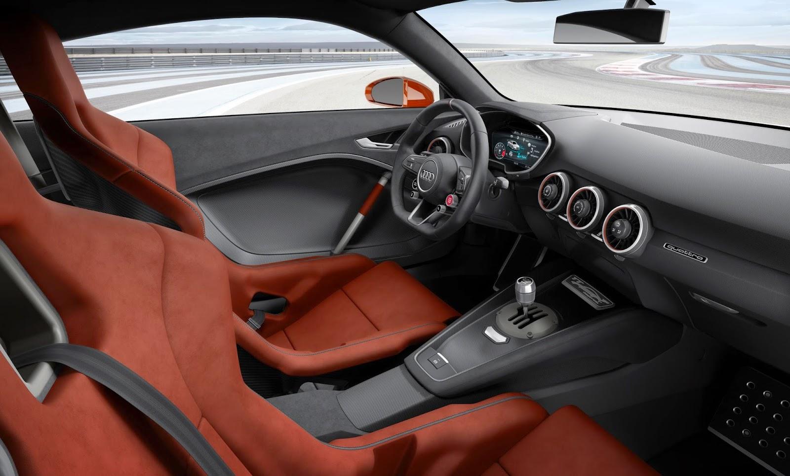 Audi Tt Clubsport Concept Y Si Se Hiciera Realidad Motor Proyect