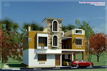 Exterior Home Design India