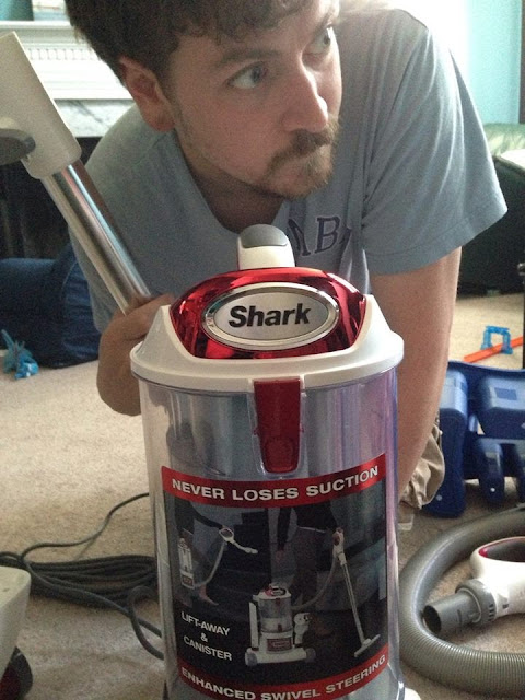 Shark Rotator Professional Lift Away Vacuum Review