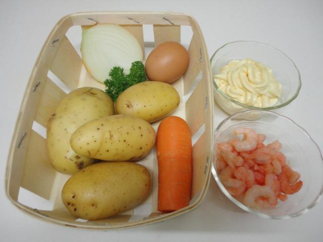 Ma vraie cuisine japonaise salade de pommes de terre - Ma vraie cuisine japonaise ...