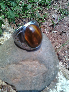 Batu Cincin Tiger Eyes
