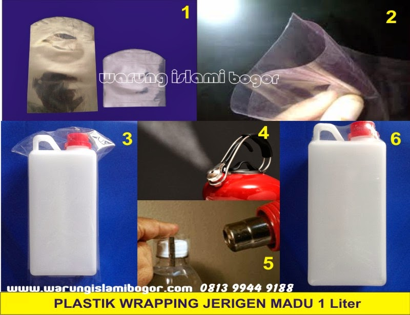 JUAL PLASTIK SHRINK WRAP
