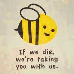 Poisoning the Bees with Pesticides