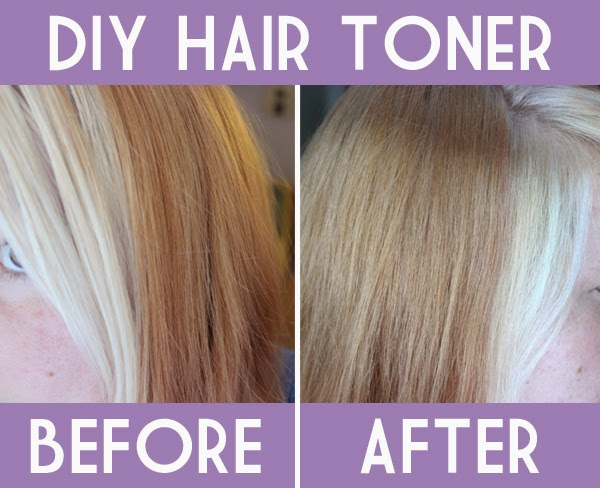 Wella Hair Toner Before After Newhairstylesformen2014 Com