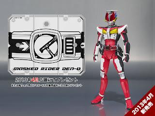 Bandai SH Figuarts Kamen Rider Den-O Liner Form Figure