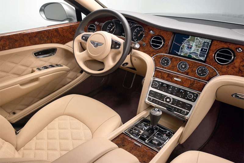 Bentley Mulsanne (2013) - pictures, information & specs