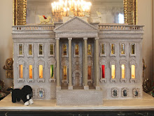 2012 White House Gingerbread House