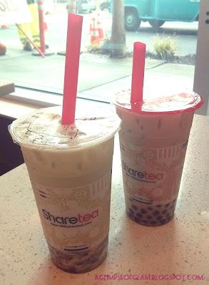 sharetea milk tea