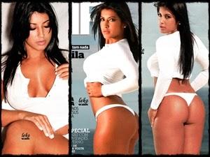Revista Vip - Priscila Pires - Maio 2009