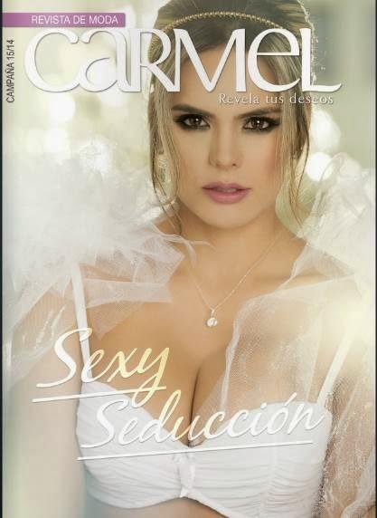 catalogo carmel c-15 2014