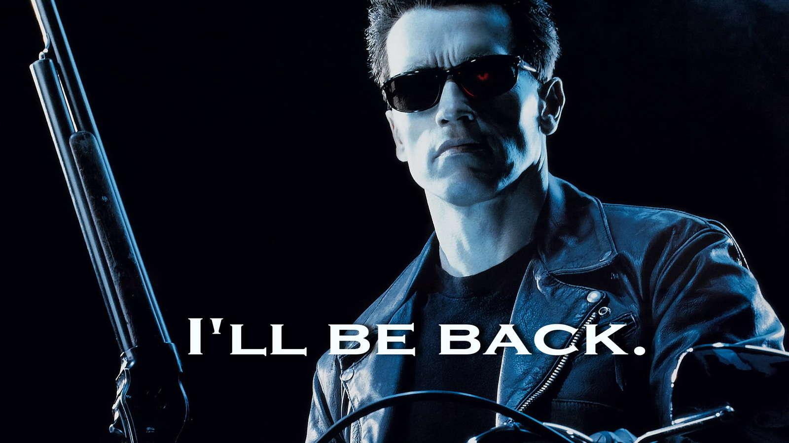 «I' m back» είπε ο «Εξολοθρευτής» Άρντολντ Σβαρτζενέγκερ μετά την έκτακτη επέμβαση ανοικτής καρδιάς που υποβλήθηκε