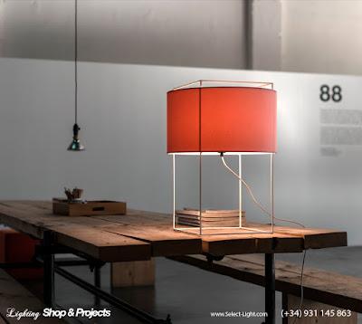 Colección Lewit lamp de Jordi Veciana